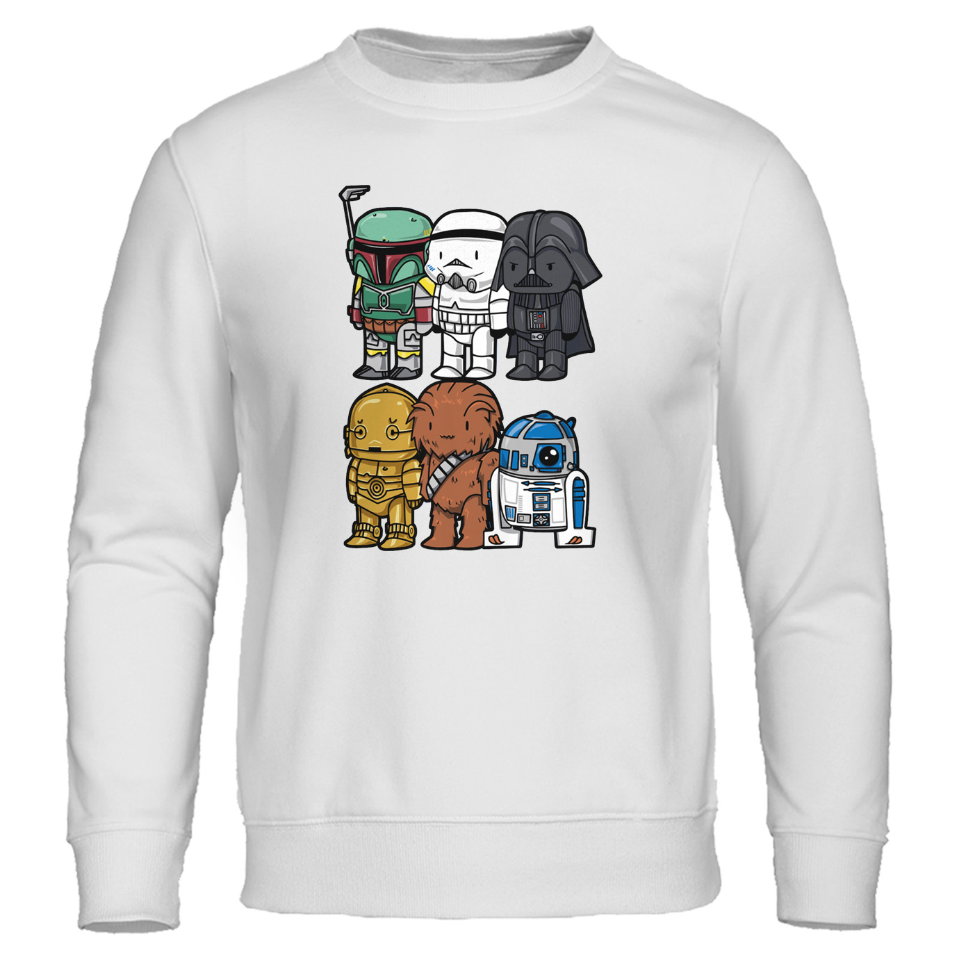 STAR WARS Harajuku Pullover Hip Hop Hoodie Mens Sweatshirts Streetwear 2019 New Spring Autumn Sweatshirt For Men Casual Pullover