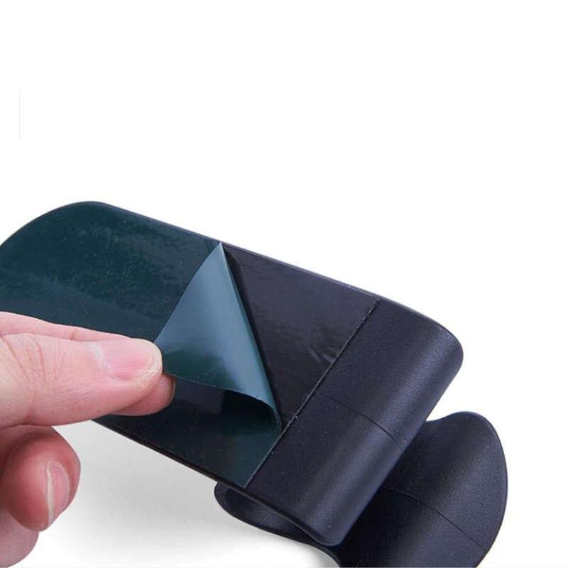 Ev ve Bahçe'ten Kanca ve Raylar'de Sıcak satış macun araba raf şemsiye sabit çerçeve araç malzemeleri çok fonksiyonlu araba küçük kanca raf ev depolama rafı title=