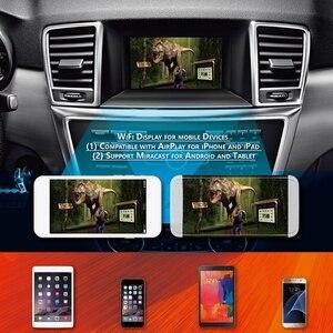 Image 2 - Adaptador de vídeo Dongle con pantalla WiFi para coche, navegación GPS, pantalla de espejo para iPhone X, 6, 7, 8 Plus, Android, Pad TV