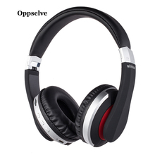 Bluetooth Headphones Wireless Earphone Over ear Noise HiFi Stereo Canceling Gaming Headset with Mic For Phone Support TF SD Card