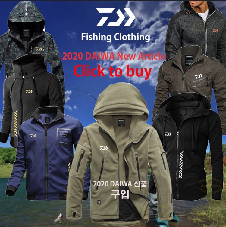 camisa de pesca multi-bolso inverno jaqueta de