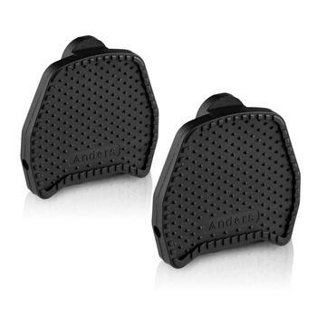 SR-SPATS-tacos Para pedales de bicicleta de carretera, adaptador plano para pedales de...