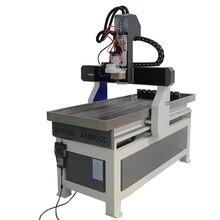 цена на Acctek atc 3d cnc cutting machine small 6090 9060 6012 atc cnc router machine with loading