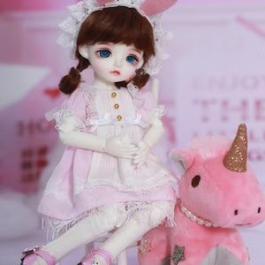 Image 3 - LCC Chloe fullset anzug 1/6 BJD SD Puppe Modell Jungen oder Mädchen Oueneifs yosd napi luts littlefee Spielzeug Mädchen Geburtstag weihnachten