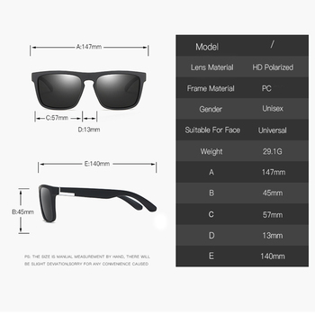 2020 Best Polarized Fishing Sunglasses for Men Designer Fashion Flat Top Golf Floating Sunglasses UV400 Protection 4