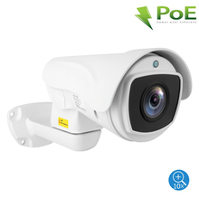PTZ Bullet IP Camera 5MP POE 10X Optical Zoom Onvif Outdoor Motion Detection Home Security Cameras