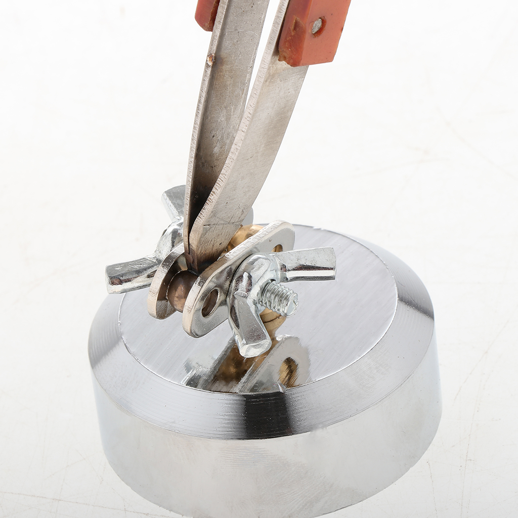 Third Hand Soldering Tool Tweezer Nipper Forcep Nice Holder With Strong Cross Lock For Jewelry Making Free Your Hands