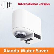 Original Xiaoda SMART SENSOR ก๊อกน้ำเซ็นเซอร์อินฟราเรดอัตโนมัติ Saver TAP Anti overflow ห้องครัว INDUCTIVE ก๊อกน้ำ
