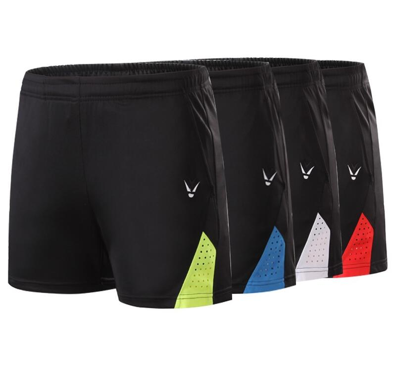 2019 New Badminton Shorts Women Men Kid , Sports Tennis Shorts,Table Tennis Clothes,Qucik Dry Badminton Wear Sport Shorts XS-4XL