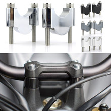 "Voor Triumph Speed Triple 1050i Speed Triple R Rs S 28Mm 1 1/8 ""Stuurrisers Mount Handvat Bar riser Aluminium(China)"