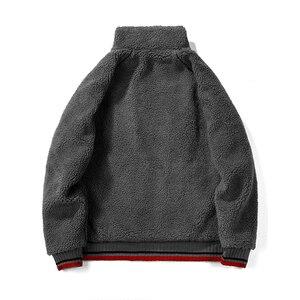Image 3 - FGKKS ผู้ชาย Hoodies Sweatshirts ฤดูใบไม้ร่วงฤดูหนาวใหม่ผู้ชายแฟชั่นสีทึบ Hoodies ชายเสื้อซิปเสื้อสเวตเตอร์ถัก
