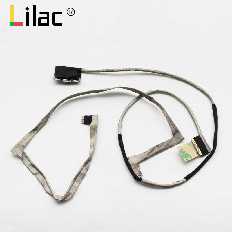 Nbparts NEW LCD Video Cable For DELL Inspiron 7000 7557 7559 30pin 15.6 NO-TOUCH 014XJ8 DD0AM9LC010