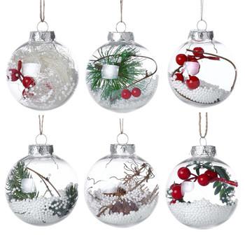Boże narodzenie drzewo wiszące dla domu festiwal festiwal ornament boże narodzenie elf ball drzewa dekoracje ogrodowe wiszące prezenty dla dzieci Nata tanie i dobre opinie ISHOWTIENDA Decoration 1 pc