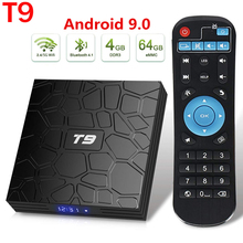 Android TV Box T9 Android 9.0 TV