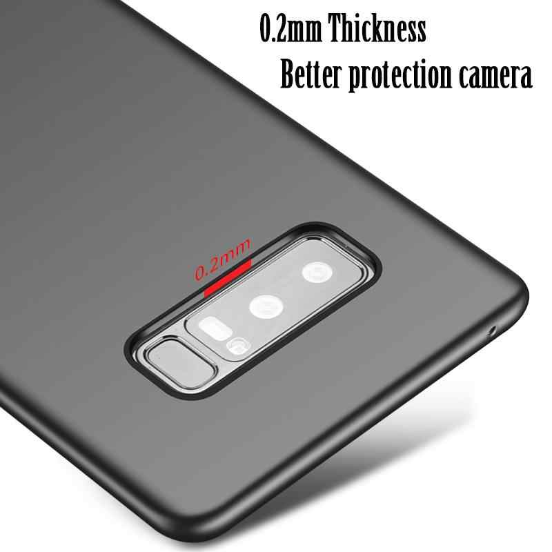 Samsung kılıfı Galaxy not 10 9 8 S10 E S9 S8 artı M10 M20 M30 A10 A20E A30 A40 A50 A60 a70 A80 A7 A8 A9 sert PC telefon kılıfı kapak