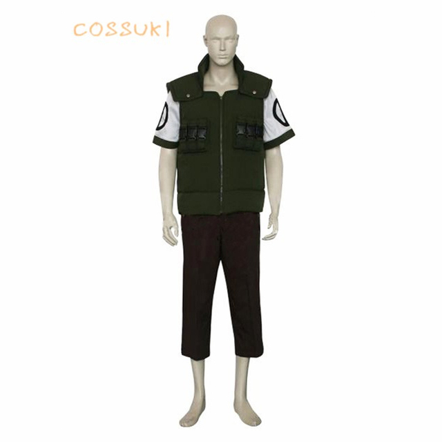 Naruto Nara Shikamaru Cosplay Costume, personnalisé parfait pour vous!