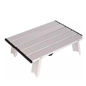 Portable Foldable Table Camping Outdoor Furniture Computer Bed Tables Picnic Light Aluminium Alloy Ultra Light Folding Desk wsfs wholesale 2 x portable foldable folding table desk camping outdoor picnic 7075 aluminium alloy ultra light