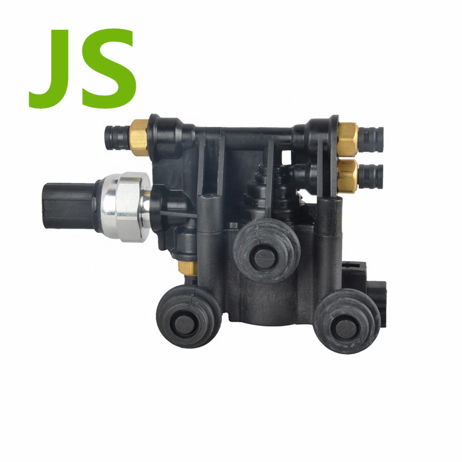 Front Solenoid Valve Block For 05-09 Land Rover Discovery 3 LR3,10-14 Discovery 4 LR4,06-13 Range Rover Sport-RVH000046