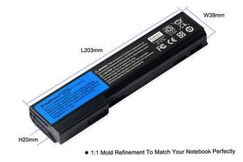 KingSener CC06 Laptop Battery For HP ProBook 6360b 6460b 6470b 6560b 6570b 6465b 6475b 6565b 8460p 8470p 8460W HSTNN-DB2F