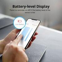 SONOFF DW2 Wifi Wireless Door Window Sensor Open / Closed Detectors e-WeLink APP Alert Notification Smart Home Security Alarm