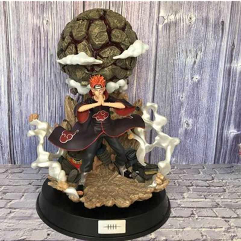 Anime Naruto GK Pain Uzumaki Naruto's opponent Akatsuki statue