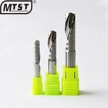 Mtst 1pc 8 10 12mm uma flauta espiral roteador bits para madeira fresa cnc fresa fresa cnc ferramenta de carboneto de tungstênio acrílico fresa