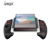 IPEGA-PG-9023S para mando Bluetooth para n-switch, mando inalámbrico para Android, Joystick, teléfono inteligente, tableta, PC, PS3, Tv Box