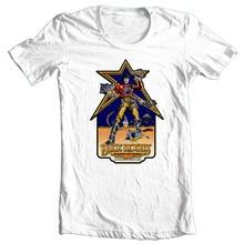 Rogers Planet Of Zoom T-Shirt Vintage Retro Arcade Video Game Free Shipping High Quality Tee Shirt