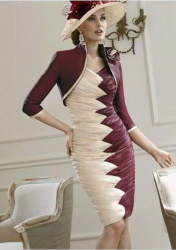 Free Shipping Robe De Soiree 2014 New Fashion Taffeta Vestido De Festa Longo Femininos Mother Of The Bride Dresses With Jacket