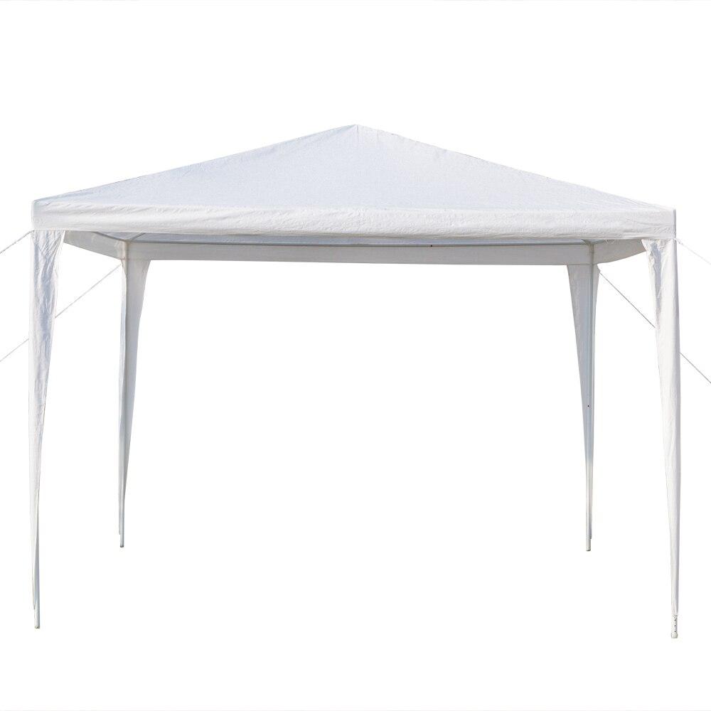 3x3 m quatro lados tenda festa de casamento tenda portátil casa jardim tenda gazebo tenda à prova dskuágua para eventos sku51280911 - 4