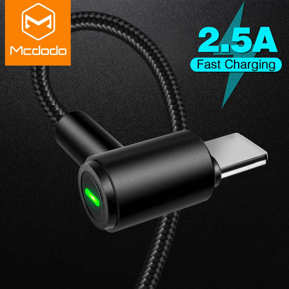 MCDODO USB Cable LED Fast Charging Data Cord for iPhone 11 Pro XS MAX X XR 8 7 6 Plus 5 6s s USB Mobile Phone Charger Cable