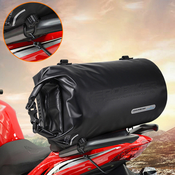 20L Waterproof Motorcycle Bags Backpack Outdoor sports Travel Bag Luggage Moto Tank Tail