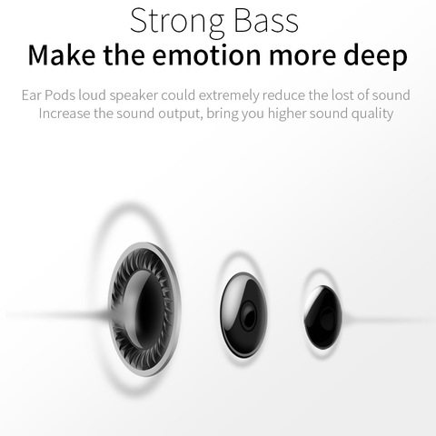 Earphones Headsets with Built-in Microphone 3.5mm HS Ear In-Ear Wired Earphone for Huawei Iphone Xiaomi Samsung Smartphones Islamabad
