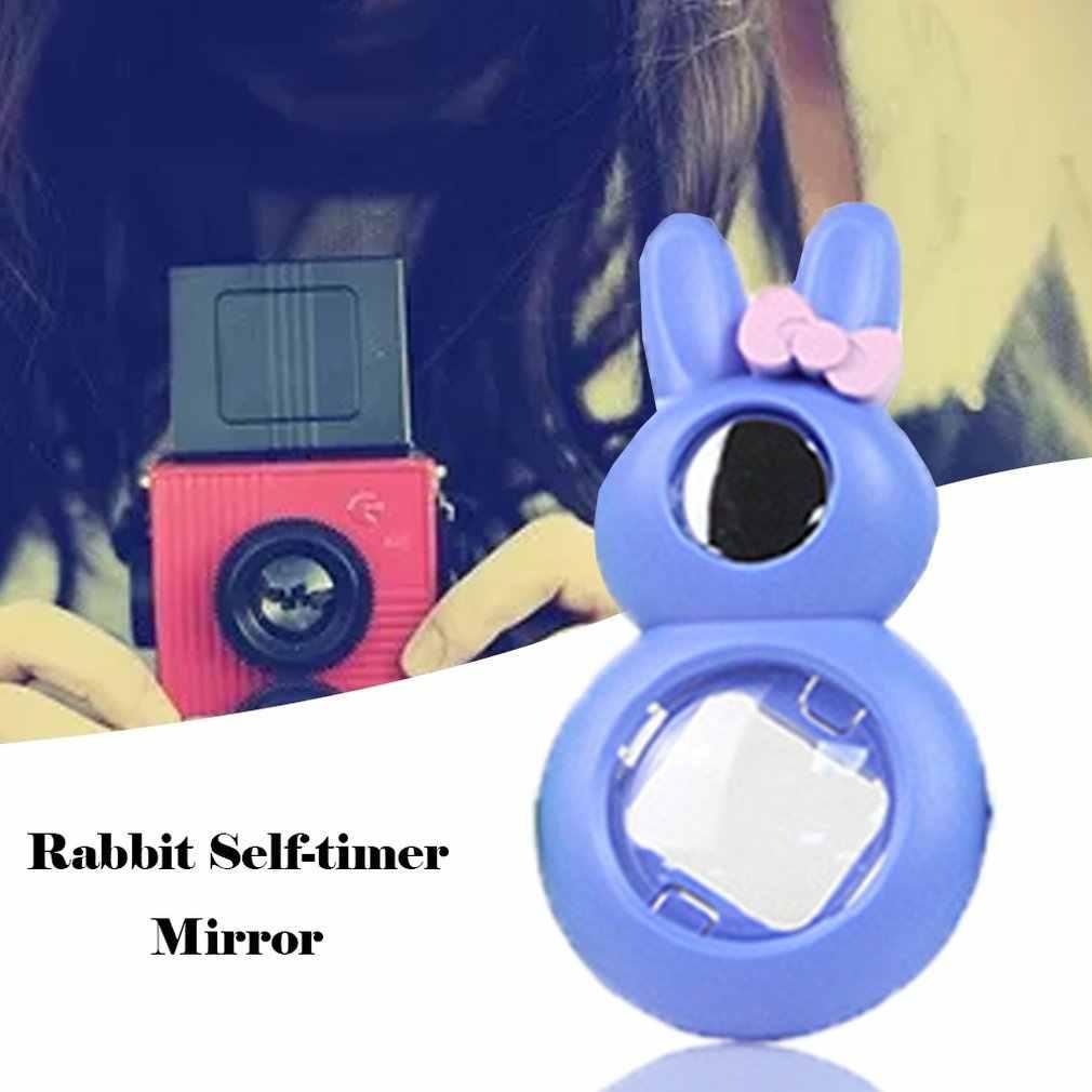 Soczewki zbliżeniowe z lustrem do Selfie z królika klasyczne wzornictwo do Fujifilm Instax FUJI Instant Mini 9 7s 8 8 plus aparat fotograficzny