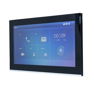 Image 2 - DH logo VTH5441G PoE(802.3af) 10 inch Touch Indoor Monitor,IP doorbell monitor, Video Intercom monitor,wired doorbell monitor