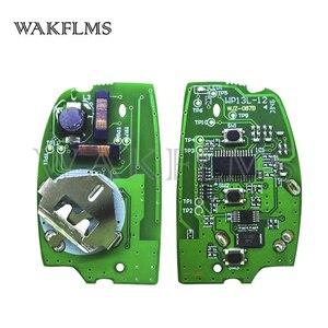 Image 3 - 3 btns pilot zdalnego inteligentny klucz samochodowy 433Mhz dla HYUNDAI IX35 z PCF7945A HITAG 2 46 CHIP 95440 2S610 95440 2S600