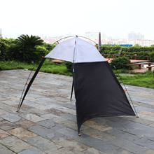 Camping Tent Custom Home Traveling by Car Picnic Bottomless Beach Tent Summer College Style Sun-Protection Tent(China)