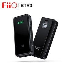 FiiO BTR3 CSR8675 AK4376A przenośny wzmacniacz USB DAC wzmacniacz APTX LDAC LHDC typ C 3.5mm dla iphone/telefonów z systemem Android/PC
