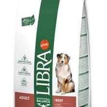Libra Dog Adult Beef