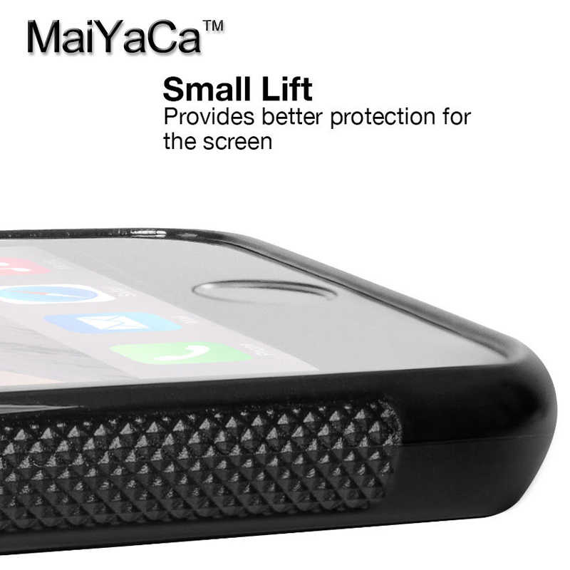 Maiyaca Pribadi Nama Kustom Pernikahan Karet Kasus untuk iPhone XR X Max 11 Pro Max X 6 6S 7 8 PLUS 5 Penutup Belakang Shell