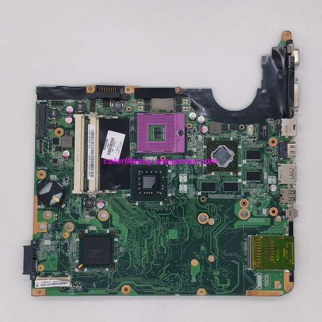 本物の 518431 001 ワットHD4650/1 ギガバイトのグラフィックスノートパソコンのマザーボードhp DV6 1000 DV6T 1000 シリーズノートpc