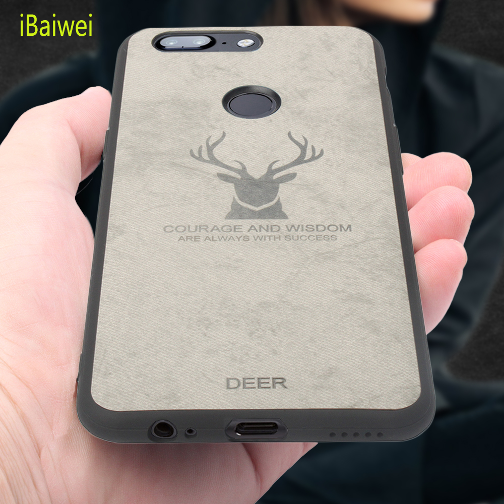 oneplus 5t case cover one plus 5T back cover silicone edge men business shockproof Phone case coque oneplus 5 t case