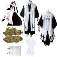 Bleach Kuchiki Byakuya Cosplay Halloween Costume 6th Division Captain Cosplay Costume Halloween