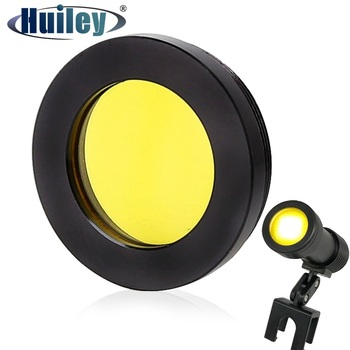 Filter Yellow Colour for LED Headlight Dental Loupe Medical Head Light Surgical Magnifier Lab Illumination   Optical Accessories metal box 3 5x times enlarger dental amplify operate loupe led head light operating magnifier surgical amplification