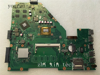 yourui For ASUS X550CC Laptop motherboard REV 2.0 2117u CPU without Memory DDR3 Test ok 100% original