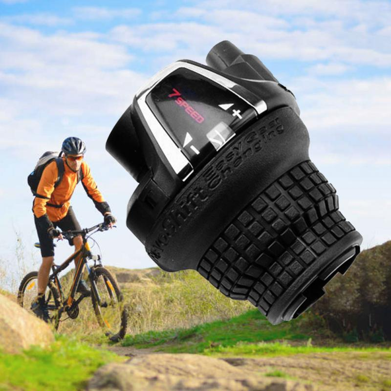 6//7//8 MTB Speed Twist Mountain Road Bike Cycle Bicycle Grip Shift Gear Shifters