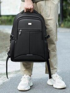 Image 5 - BaLangกระเป๋าเป้สะพายหลังแล็ปท็อปสำหรับ15.6นิ้วชาร์จพอร์ตUSBคอมพิวเตอร์กระเป๋าเป้สะพายหลังชายกันน้ำMan Business Daybackกระเป๋าเดินทางผู้หญิง