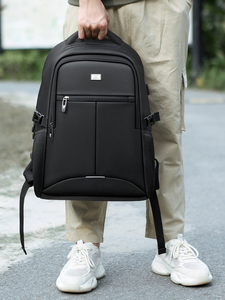 Image 5 - BaLang Laptop Backpack for 15.6 inch Charging USB Port Computer Backpacks Male Waterproof Man Busines Dayback Women Travel  Bags