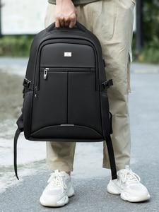 Image 5 - Balangのための15.6インチ充電usbポートコンピュータバックパック男性防水男ビジネス環境dayback女性旅行バッグ