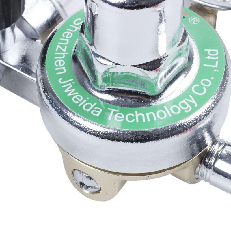 Аргон Co2 Mig Tig расходомер сварочный регулятор Калибр сварщик подходит G5/8